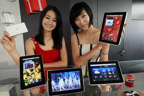 Samsung rilascia in Corea del Sud il Value Pack per il Galaxy Tab