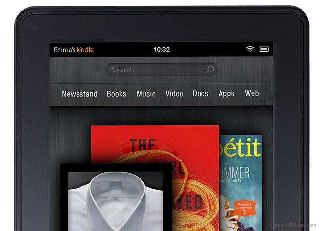 Amazon Kindle Fire: disponibile nuovo aggiornamento alla versione 6.3