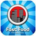 FastFood Premium - Top restaurant finder app per iPad