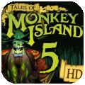 Monkey Island Tales 5 HD per iPad