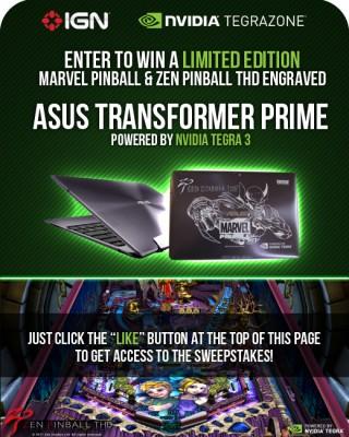 Asus Transformer Prime, ecco l'edizione limitata di Wolverine