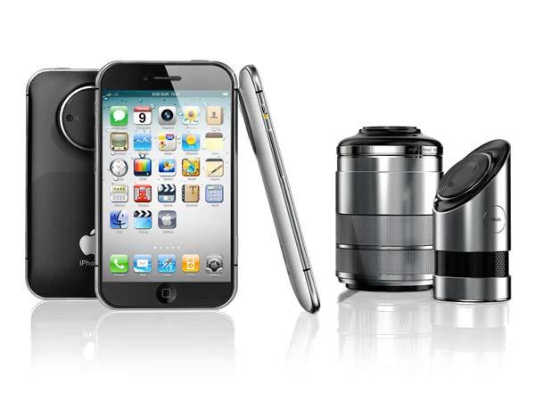 Apple iPhone Pro, nuovo concept del futuro melafonino