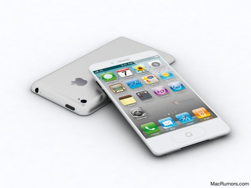 Apple iPhone 5 possibile con scocca in alluminio e display da 4 pollici