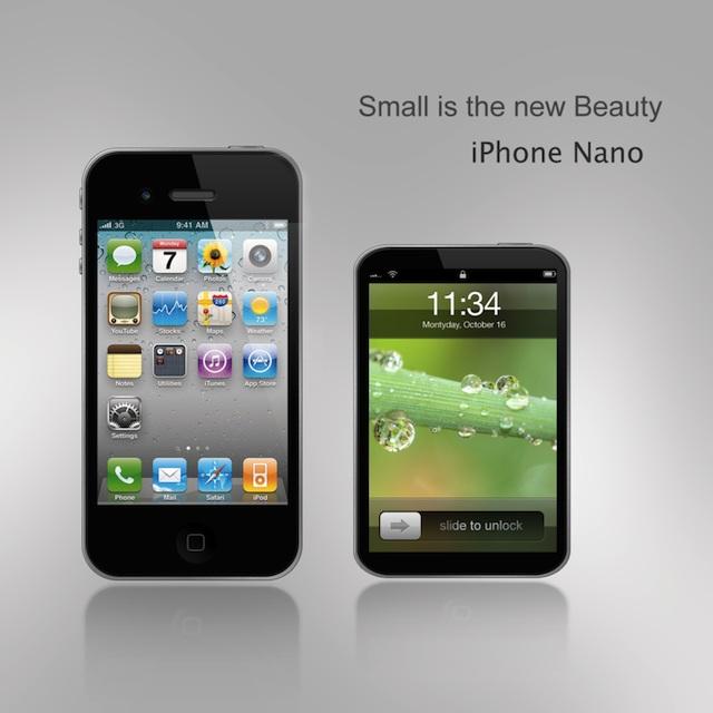 China Times svela nuove indiscrezioni sull'Apple iPhone Nano