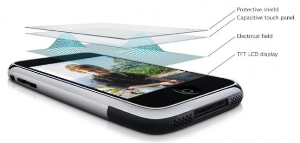 Apple iPhone 5 potrebbe avere uno schermo più sottile prodotto da Sharp e Toshiba