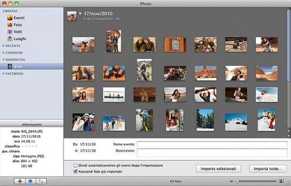Come importare foto e video dall'iPad al PC [GUIDA]