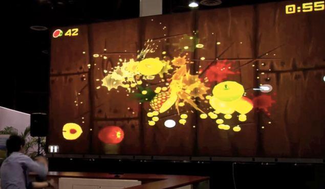 Kinect e nuovo iPad insieme per l'uso di iOS sul grande schermo