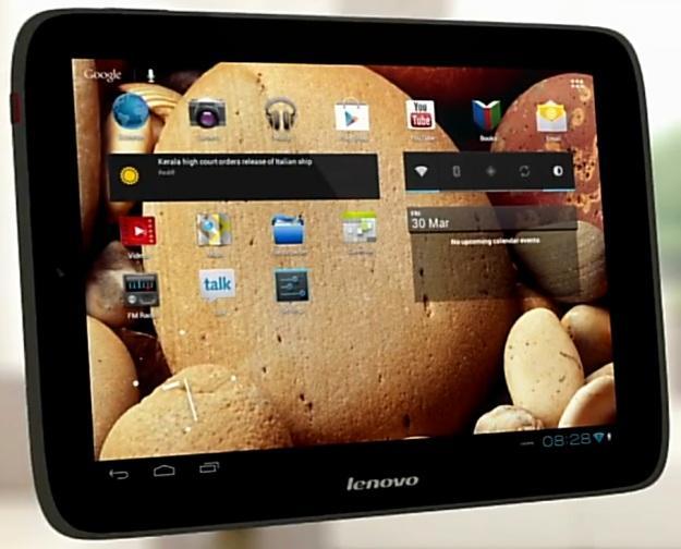 Lenovo IdeaTab S2109, video anteprima delle caratteristiche del nuovo tablet
