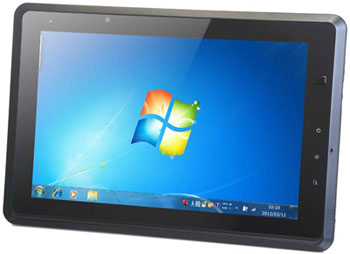 Onkyo TW2B-A31B7PH: tablet da 10 pollici con Windows 7
