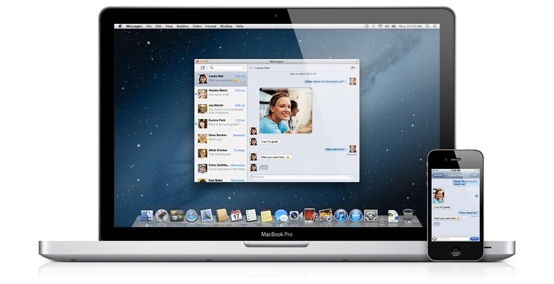 Apple OS X Lion funziona molto meglio su hard disk SSD a causa degli elementi di iOS