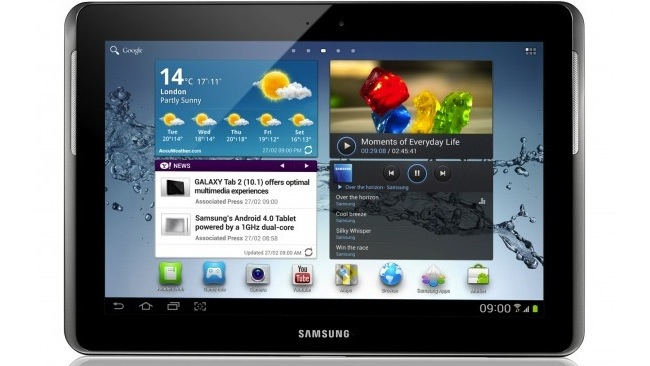 Samsung Galaxy Tab 2 ritarda a fine aprile a causa di Android 4.0 ICS