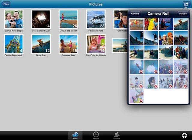 L'app Skydrive per Apple iOS si aggiorna alla versione 2.0