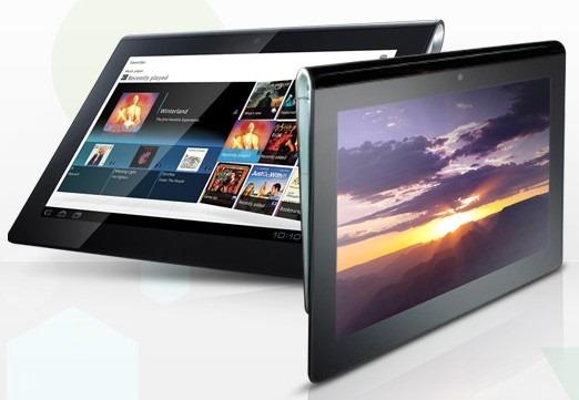 Sony rilascia l'aggiornamento di Android 4.0 ICS per il Tablet S