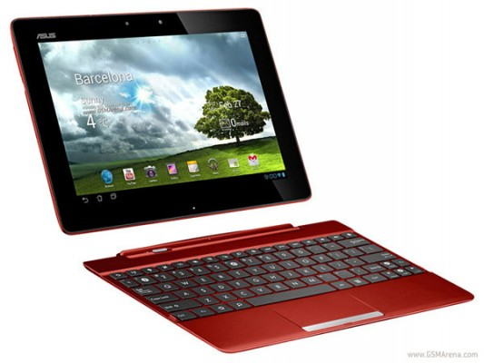 Asus Transformer Pad 300 disponibile in Europa a 499 euro