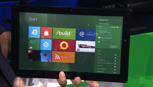 Windows 8 per tablet ARM si chiamerà Windows RT