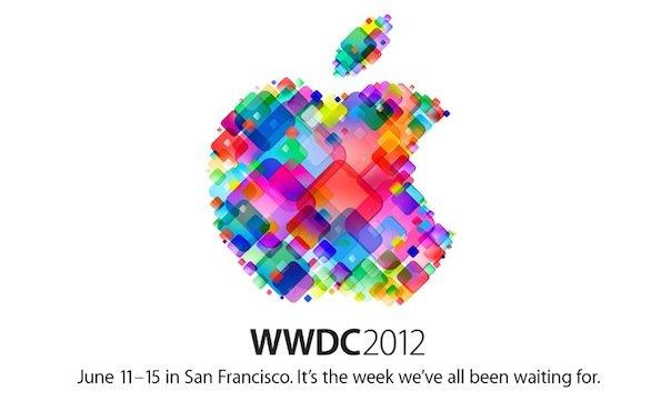 Apple annuncia ufficialmente le date della WWDC 2012