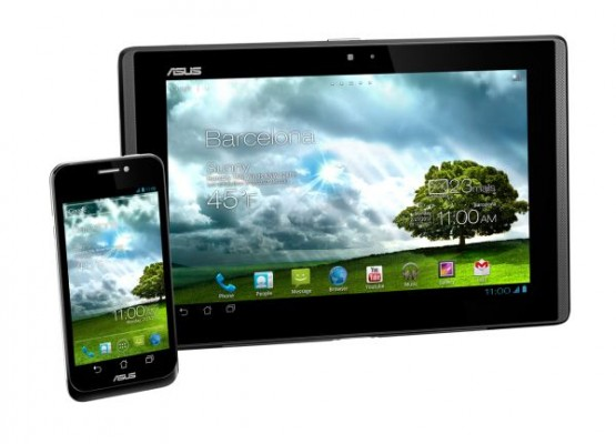 Asus Padfone si mostra in una decina di nuovi video