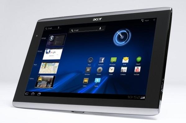 Acer Iconia Tab A100: continua la distribuzione dell'aggiornamento ad Android 4.0 ICS