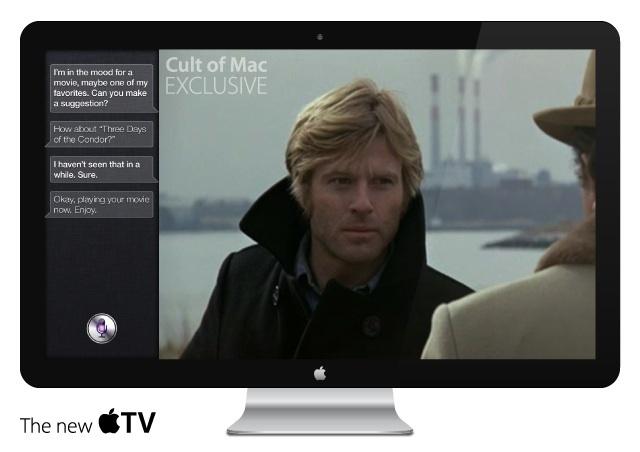 Apple iTV potrebbe avere una webcam che segue lo spettatore