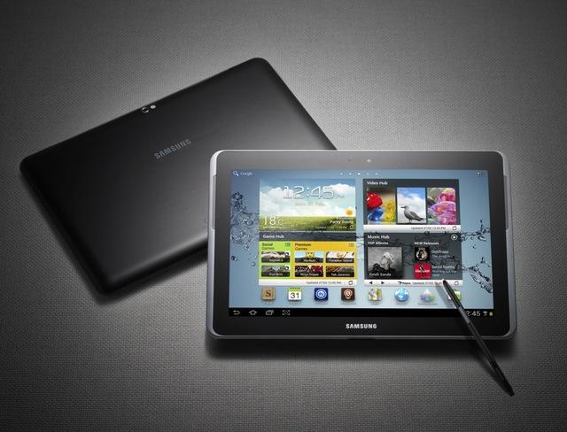 Samsung Galaxy Note 10.1: benchmark conferma il processore quad core