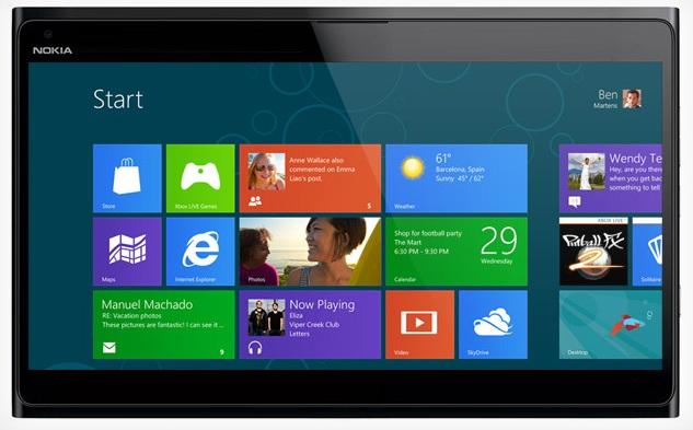 Nokia sta sviluppando un tablet PC ibrido