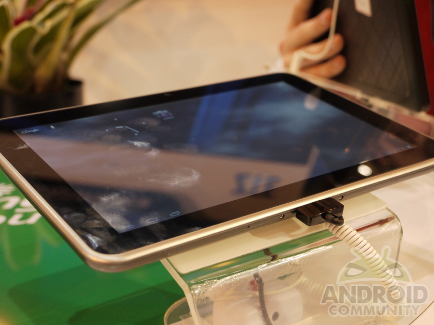 ZTE V96: nuovo tablet Android 4.0 ICS con processore dual core