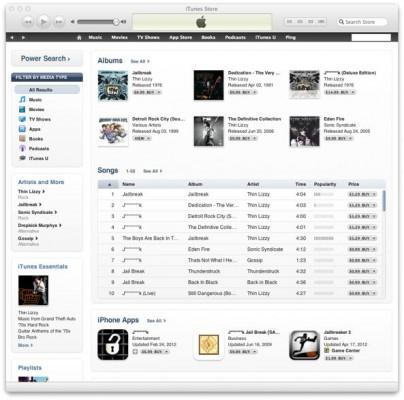 Apple censura il termine Jailbreak nell'iTunes Store statunitense