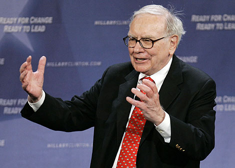 Warren Buffett preferisce le azioni IBM a quelle di Apple e Google