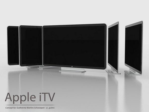 Apple iPanel potrebbe non avere le dimensioni di una TV da salotto