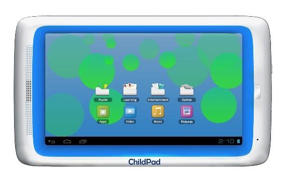 Archos Child Pad 2: tablet per bambini con schermo touch capacitivo