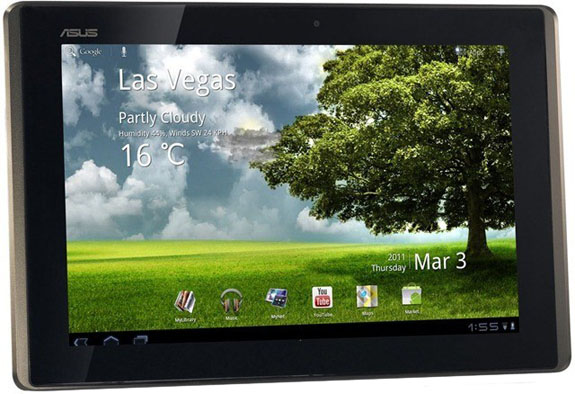 Asus Transformer TF101: arriva la versione compatibile WiMax
