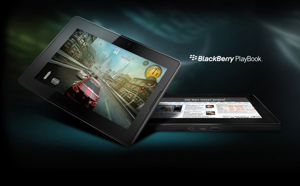 Blackberry Playbook: video dell'emulatore Playstation