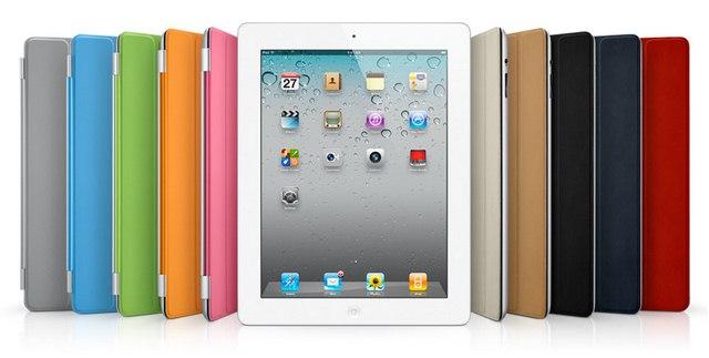 Apple iPad 2 con processore Apple A5 a 32 nanometri dura di più