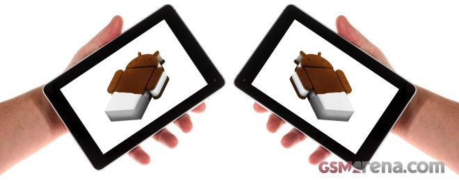 Huawei MediaPad si aggiorna ad Android 4.0 Ice Cream Sandwich