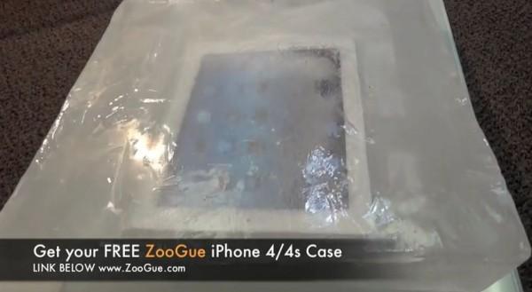 Will it freeze? Quando un nuovo iPad finisce nel congelatore