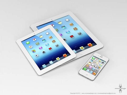 Apple: in sviluppo iPad da 7 e 10 pollici, secondo Digitimes