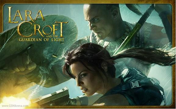 Lara Croft arriva sul tablet Blackberry Playbook