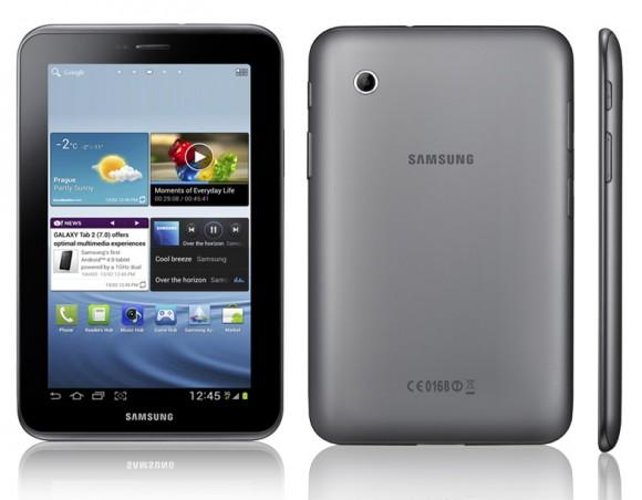 Samsung Galaxy Tab 2 7.0: kernel personalizzato permette l'overclock