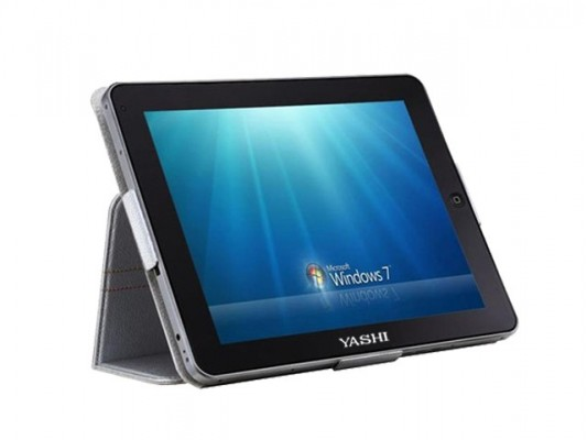 Yashi YPad W7 e A10, nuovi tablet con Windows 7 e Android 4.0 ICS