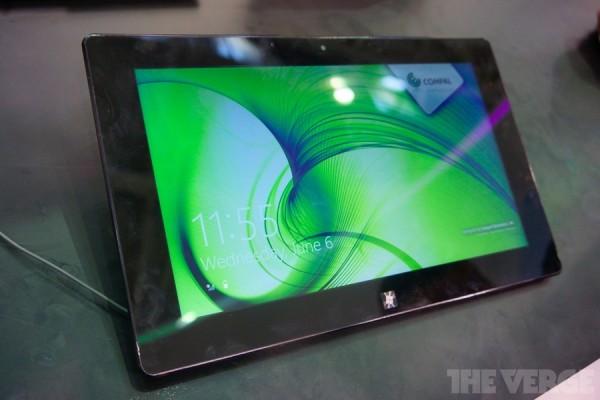 Compal: un nuovo tablet Windows 8 con tastiera dock
