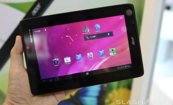 Acer Iconia Tab A110: nuovo tablet Android sotto i 200 dollari