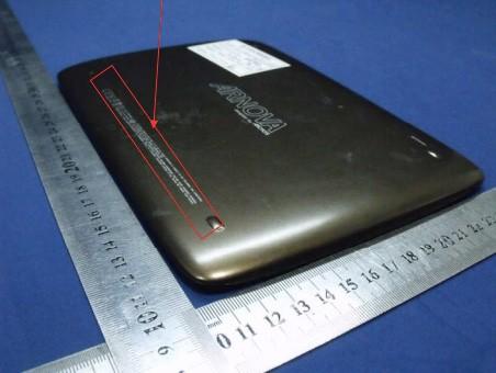 Archos Arnova 80 Cobalt: nuovo tablet certificato dalla FCC