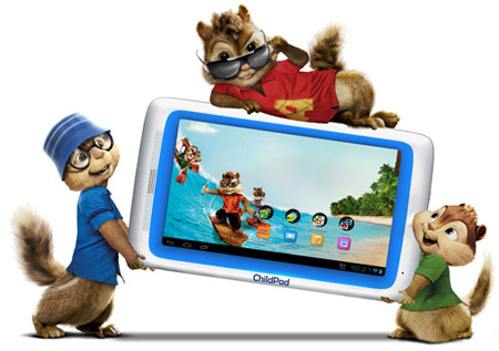 Archos Child Pad: il tablet Android per bambini disponibile a 130 dollari