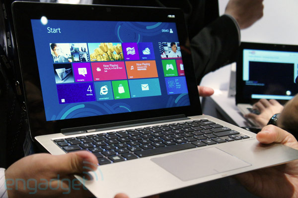 Asus Transformer Book: il nuovo tablet Windows 8 che diventa notebook
