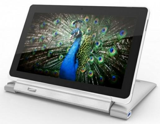 Acer Iconia Tab W510 presentato ufficialmente al Computex 2012