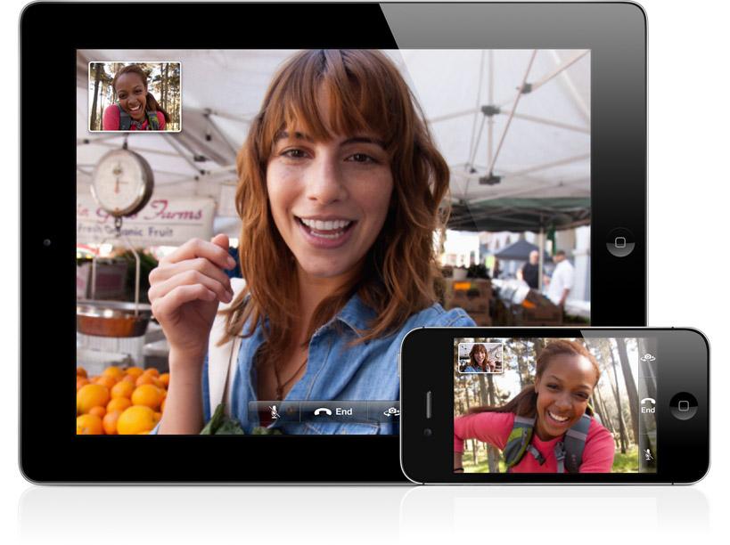 Apple iOS 6: Facetime ora funziona anche su rete 3G