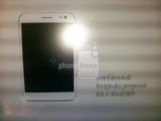 Google Nexus Tab: ecco la prima immagine non ufficiale