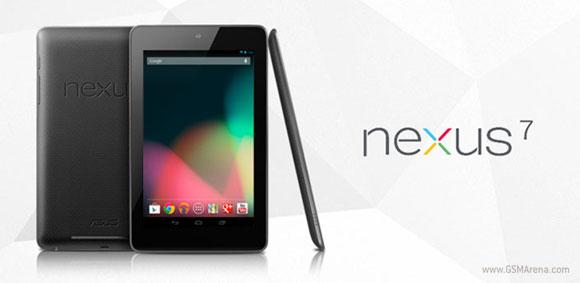 Google presenta ufficialmente il tablet Nexus 7 a 199 dollari