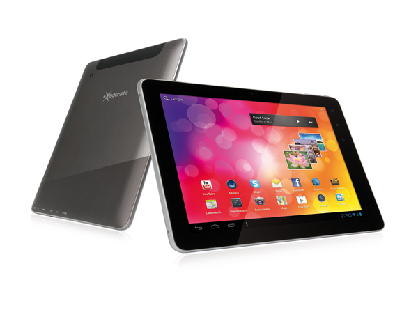 Zelig Pad: nuovo tablet Android 4.0 ICS a partire da 99 euro