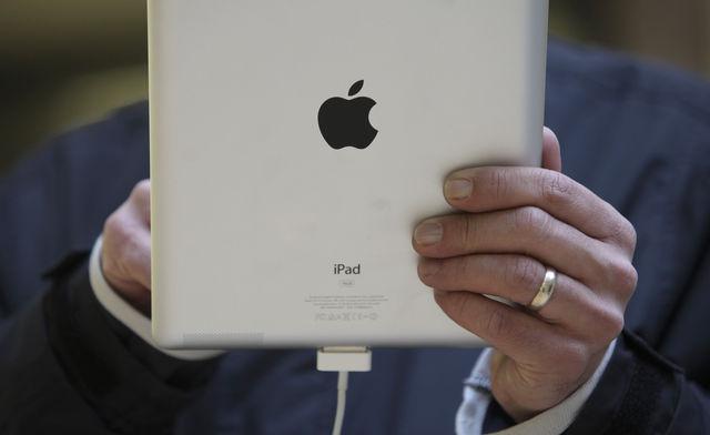 Apple iPad sale a bordo degli aerei della compagnia Scoot Pte